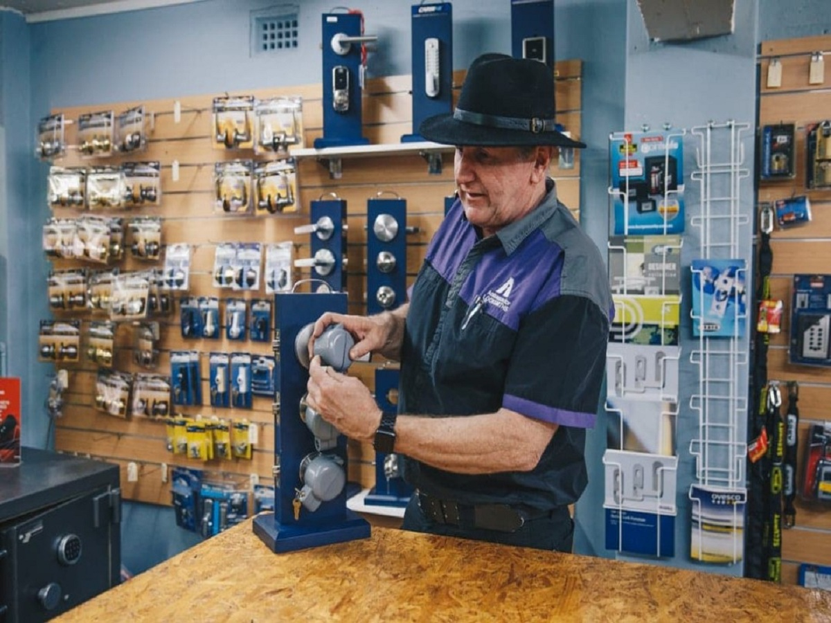 Certified locksmith supply company St Louis