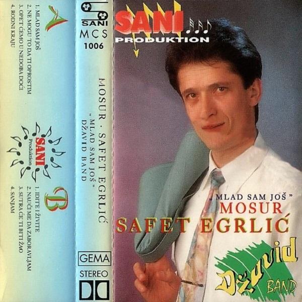 Safet Egrlic Mosur 1994