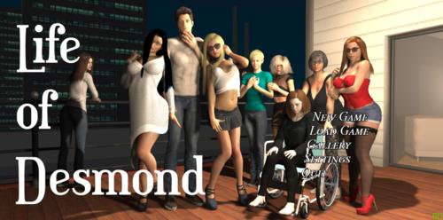 Life of Desmond [v0.4.1]