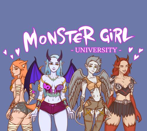Monster Girl University [2019-02-28]