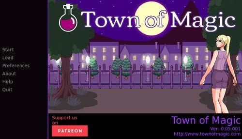 Town of Magic [v0.13.310]