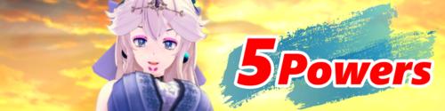 5 Powers [Intro]